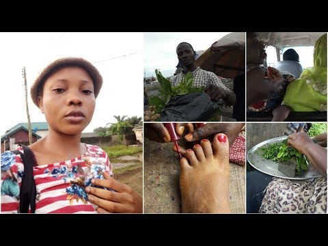 VLOG 6 | LAGOS MARKET | A DAY IN THE LIFE OF A TYPICAL NIGERIAN WOMAN