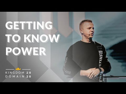 Getting to Know Power - Andrey Shapoval. Kingdom Domain 2020
