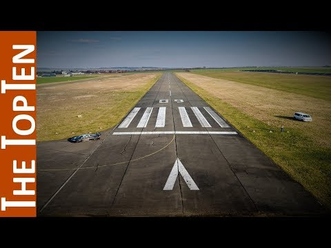 The Top Ten Longest Airport Runways in the World