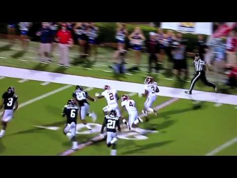 Trent Richardson Heisman Run 2011