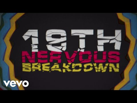 The Rolling Stones - 19th Nervous Breakdown (Lyric Video)