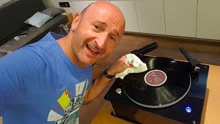 Une machine à nettoyer les vinyles !?