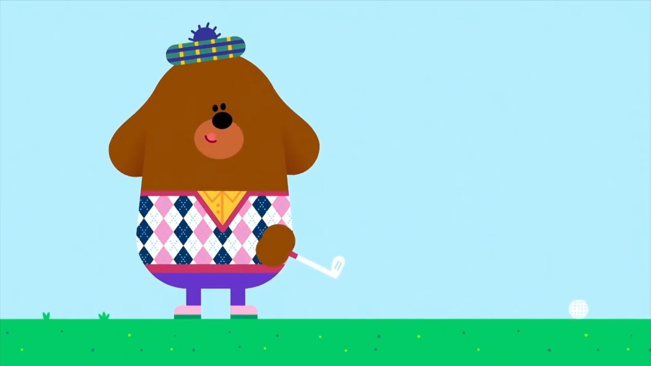 Outdoor Sports with Duggee! | Hey Duggee