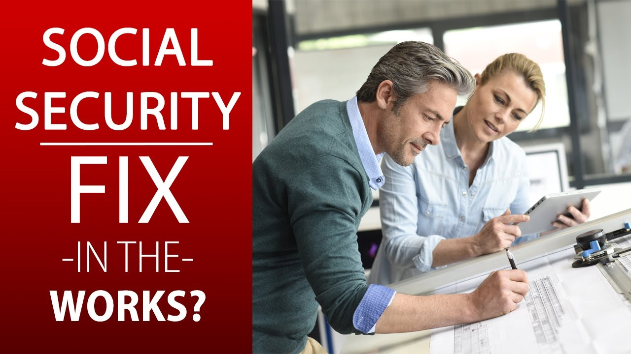 Is Something FINALLY Happening to FIX Social Security?!? | TRUST Act