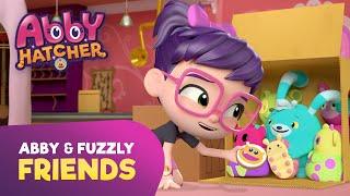 Abby Hatcher | Episodio 1 – Abby se encuentra con Su Primer Fuzzly | la PATA de la Patrulla Oficial & Amigos
