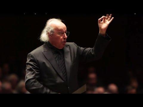 Bruckner: 4. Sinfonie (Fassung 1878/80) ∙ hr-Sinfonieorchester ∙ Eliahu Inbal