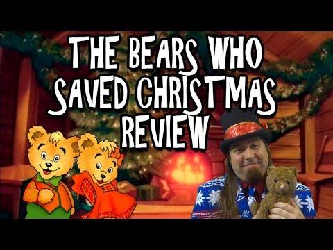The Bears Who Saved Christmas.The Bears Who Saved Christmas Review
