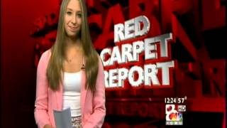 KOMU-TV Red Carpet Report 11/1/13
