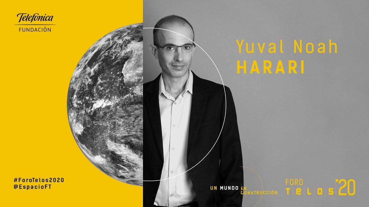 """Harari: """"Nos esperan cosas muchísimo peores que la covid-19″"""