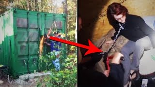 10 Real Secret Dungeons Caught on Tape