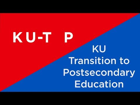 KU-TPE Transition in Postsecondary Education