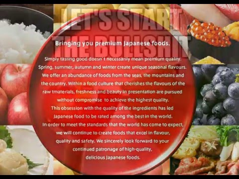 """Japanese Food Rated Best in World After 311 ☢ Study Says """"No Worry Radiation"""""""