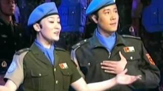 庆祝解放军建军80周年晚会《八一军旗红》