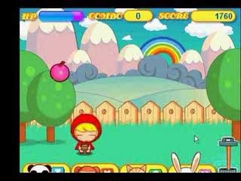 Apple Girl - Andkon Arcade