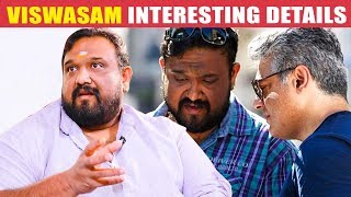 VISWASAM Exclusive: Ajith & I had Lot of Arguments -  Director Siva | Thala | Nayanthara