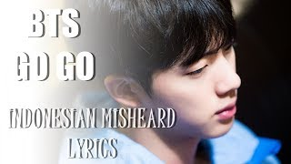 Video BTS - GO GO INDONESIAN MISHEARD LYRICS download MP3, 3GP, MP4, WEBM, AVI, FLV Agustus 2018