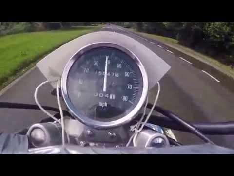 Top Speed & Acceleration | Kawasaki Eliminator 125
