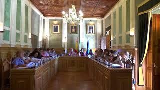 Sesión Extraordinaria- Ayuntamiento Pleno 15 de septiembre