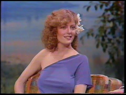 Susan Sarandon - Tonight Show - Johnny Carson - 1977