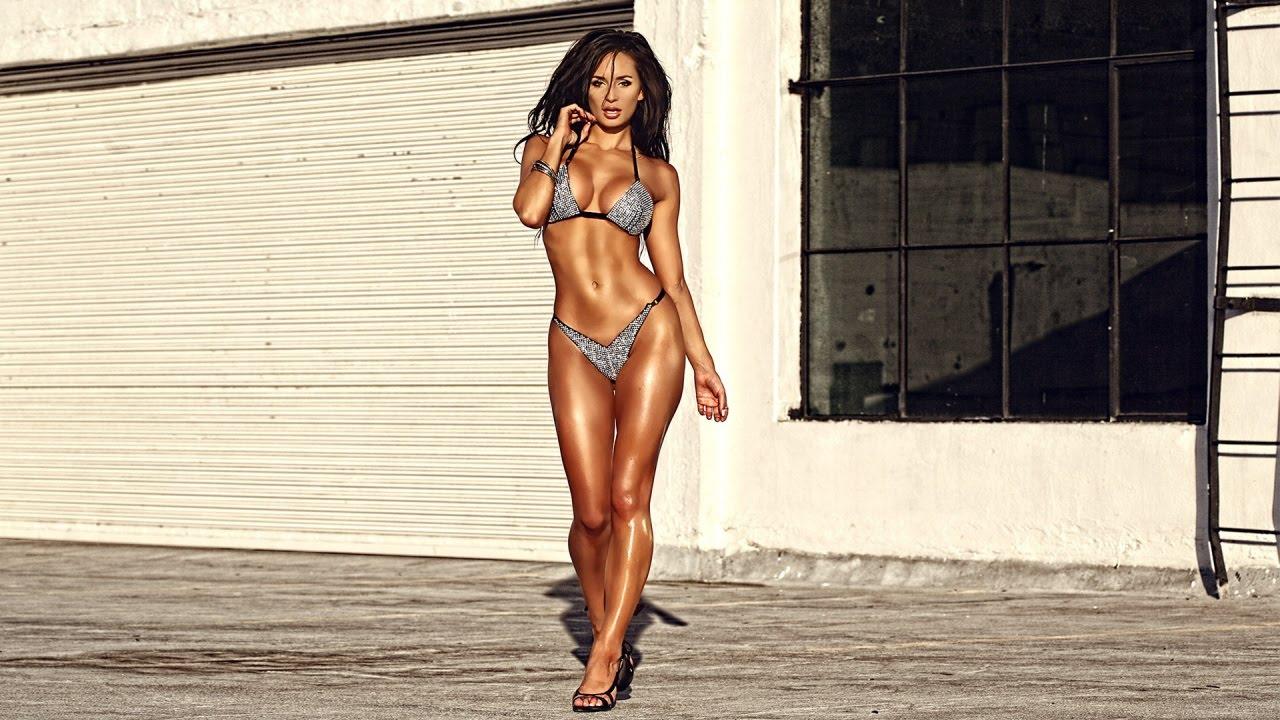 Красивые Женщины в Фитнесе Фитоняшки это Мотивация к Фитнесу!