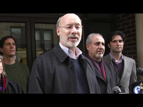 """Governor Wolf on Travel Ban Executive Order: """"This Is Not Who We Are."""""""