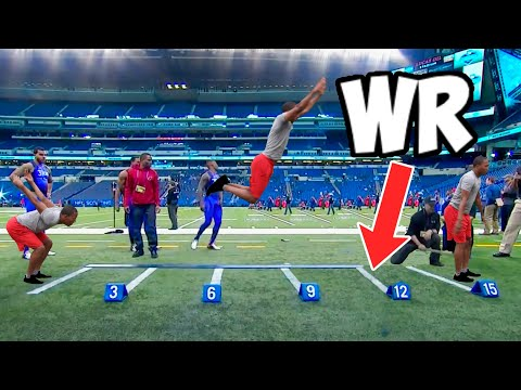 I Broke The Broad Jump World Record