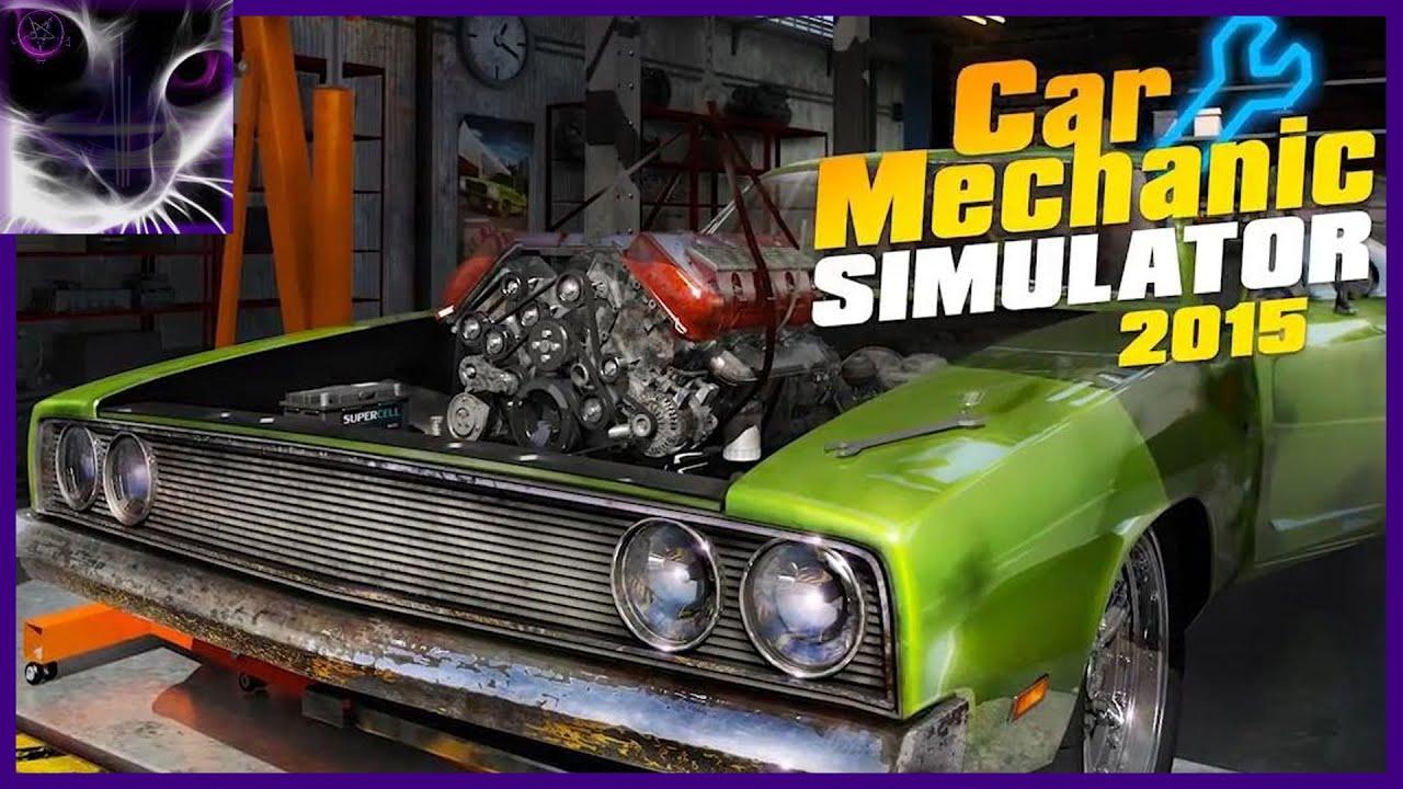 Review Car Mechanic Simulator