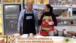 Dia dia - Isamara Amancio - Vasinhos de Chocolate - parte 1