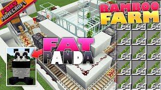 Minecraft | PANDAS & BAMBOO FARM! | Bedrock Survival Realm [82]