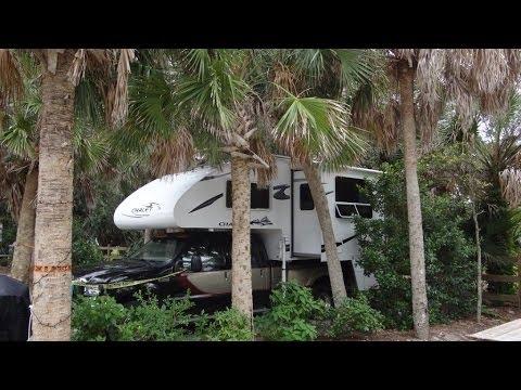 Turtle Beach Campground Rv Park Near Sarasota Fl
