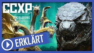 Godzilla 2: Diese Monster kämpfen um den Titel! | King of The Monsters