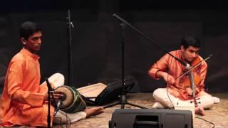 Khayaal 2013 - Carnatic Classical - Aditya Krishnan & Arvind Narayan