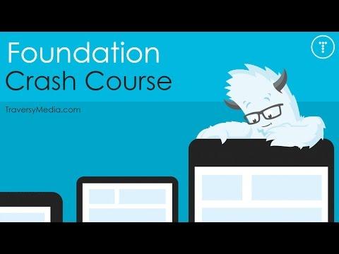 Foundation Framework Crash Course