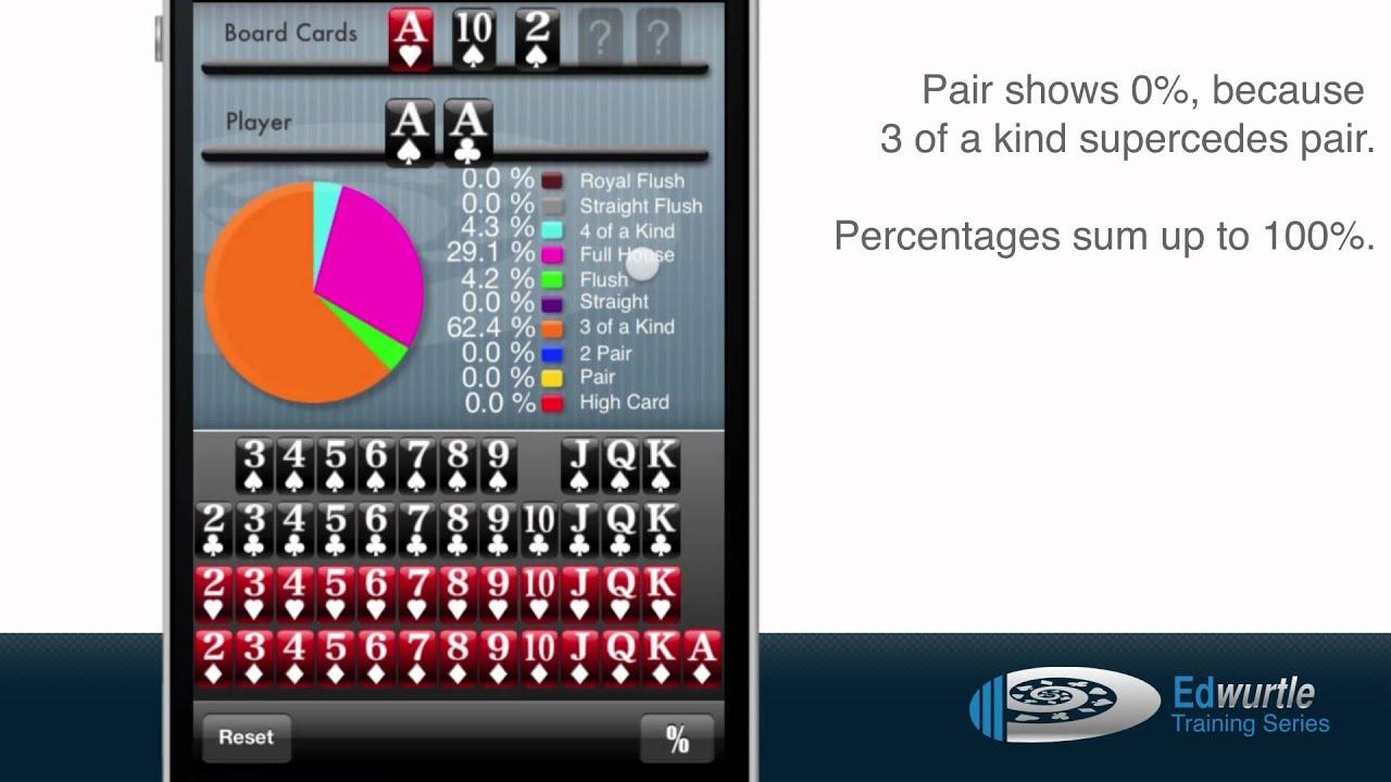 Poker Odd Calculator