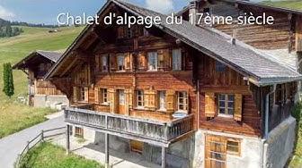 Chalet d'alpage - La Lécherette
