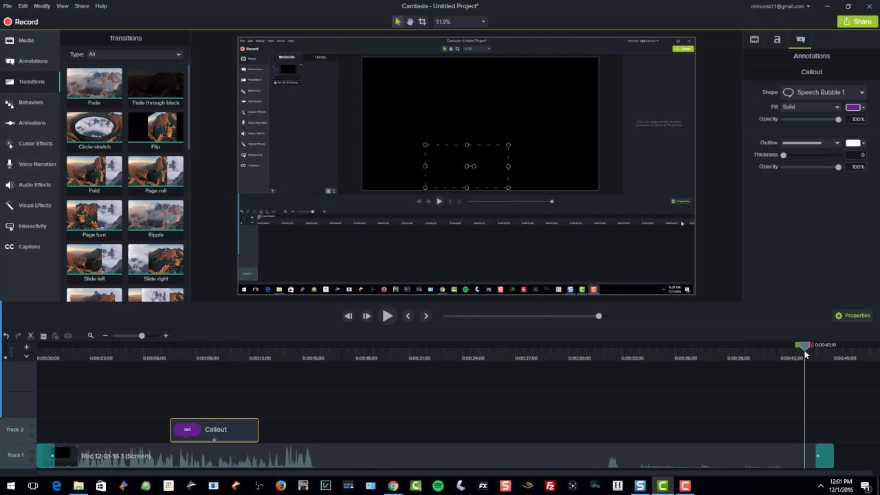 TechSmith Camtasia Video Editing Software Review - YouTube