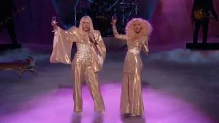Baixar Christina Aguilera ft. Lady Gaga - Do What U Want Live at The Voice Finale Legendary Performance