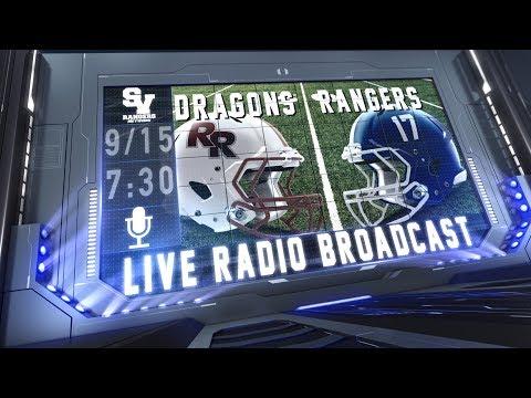 Rangers Network Presents Live Radio - Round Rock Dragons vs Smithson Valley Rangers