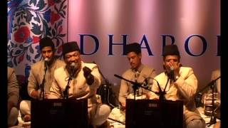 Warsi Brothers Qawwali on Prof.Sunaina Singh, Vice-Chancellor,EFL University.