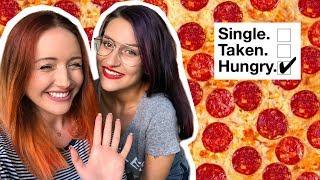 Kocham niezdrowe jedzenie 💔😭 Billie Sparrow i Hania Es | 5 MINUT