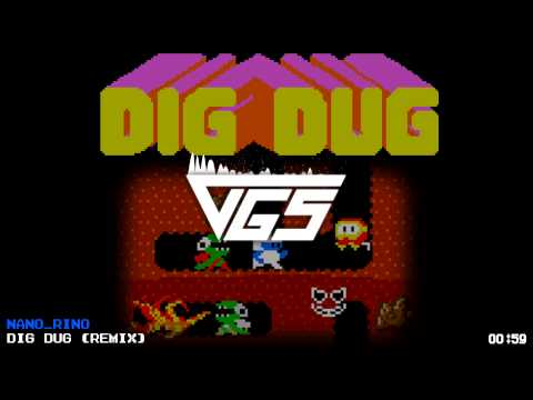 DIG DUG (Techno Remix) [VGS Release]