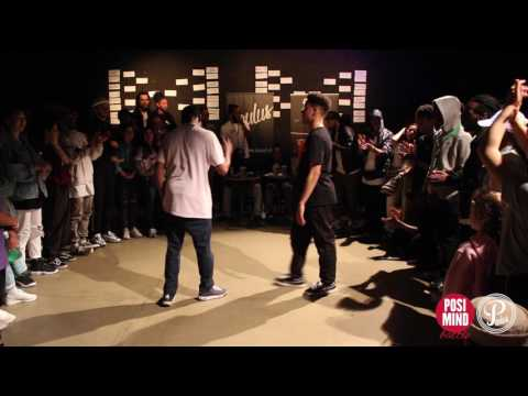 Shay vs Biggos | Final hiphop | PosiMind Battle 2017