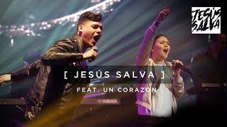 Jesús Salva - Marcos Witt feat. Un corazón EN VIVO (Video ...