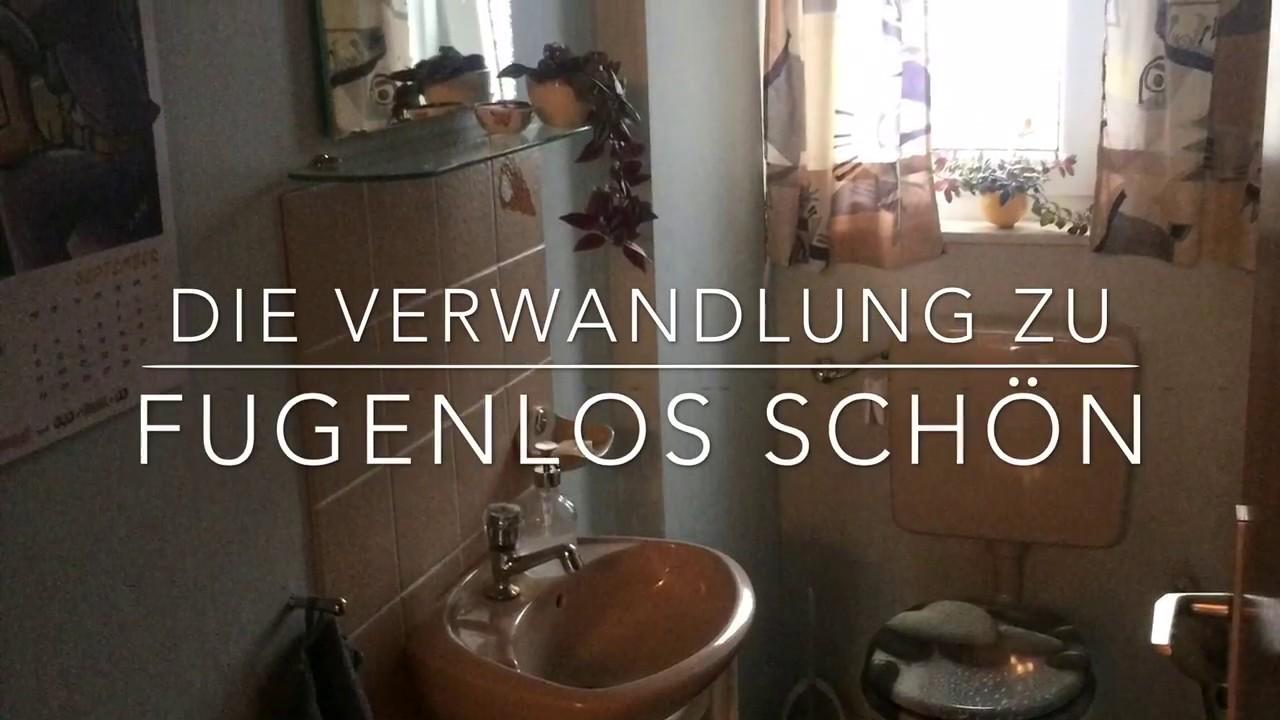 Fugenlos Schon Fugenloses Bad Wc Boden Hofele Stuckateur Und