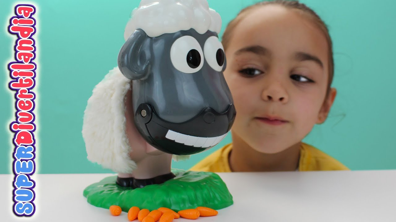La oveja negra juego de mesa con andrea divertilandia for Divertilandia juego de mesa