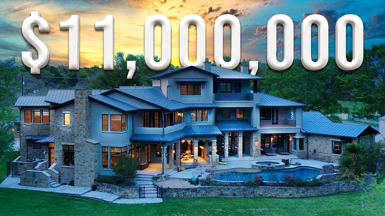 Inside an $11,000,000 Lake House in Austin, Texas