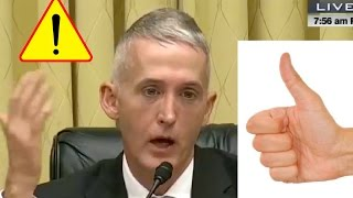Trey Gowdy Tells a Story About Offering a Stranger a Ride!