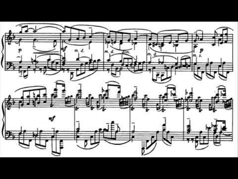 Sergei Rachmaninov   Piano Sonata No  1, Op  28