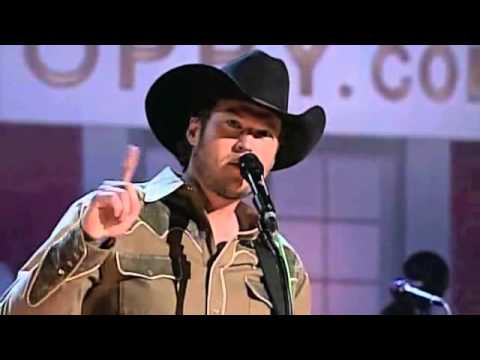 Blake Shelton - Some Beach on Opry (Live) by [NashCountryGirl]   YouTube