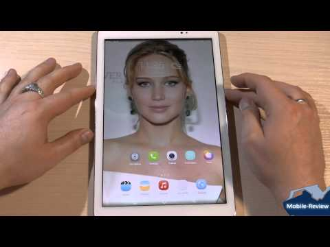 Видеообзор Huawei MediaPad T1 10 LTE